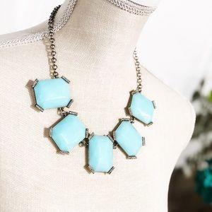 Banana Republic Blue Stone Necklace